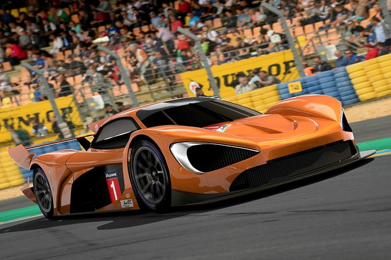 Mclaren Could Enter Wec Hypercar Prototype During 2020 21 Season Wec Autosport