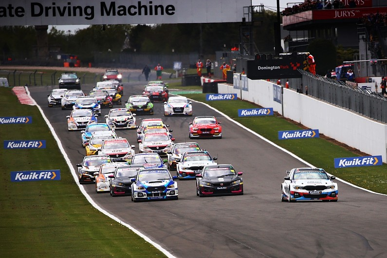 TOCA extends contract to run BTCC until the end of 2026