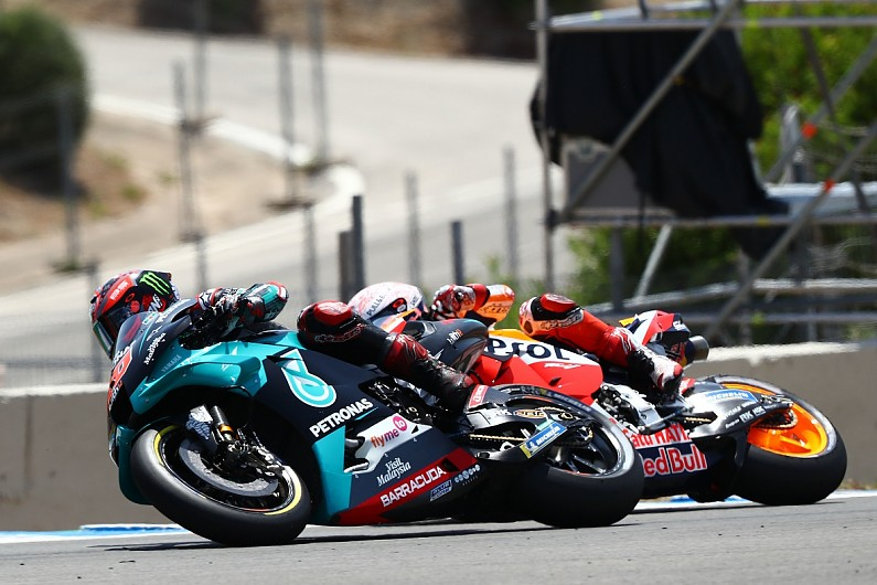 """Marquez """"expected more"""" from Quartararo after MotoGP Jerez double win - Motor Informed"""