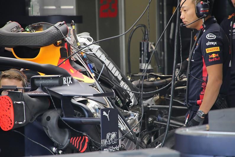 Revealed: Red Bull-Honda's F1 race-winning engine design