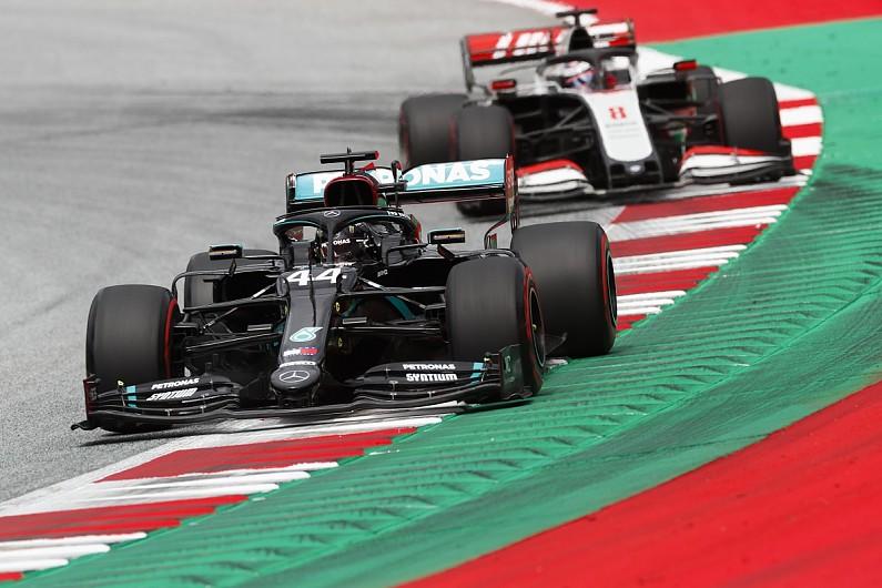 """Grosjean: F1 drivers like Hamilton earning £40m a year """"unacceptable"""""""