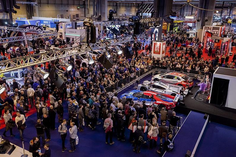 Autosport International The 10 Best On Stage Moments Autosport