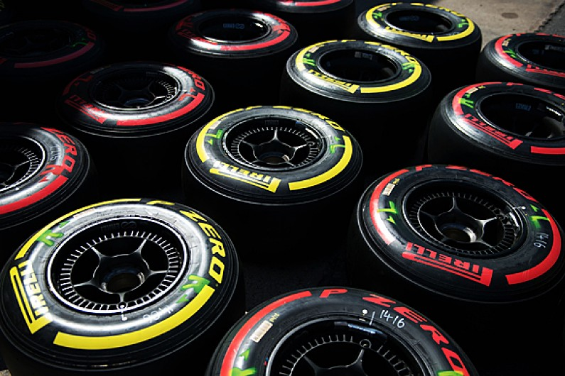 How The 2016 Formula 1 Tyre Rules Will Work F1 Autosport