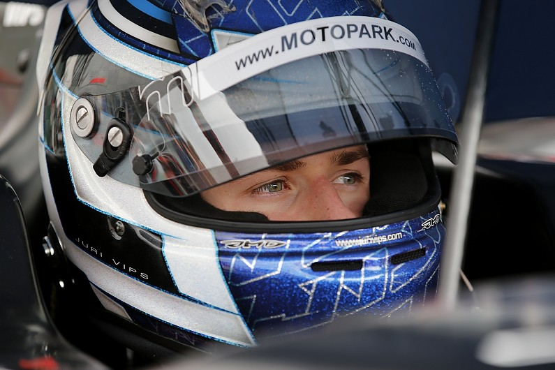 European F3 Hockenheim: Vips takes pole, Schumacher closes on title - F3 - Autos...