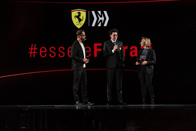 It has been suggested that Ferrari may not get the most out of Binotto in a  team-boss role cf15e0f59f1