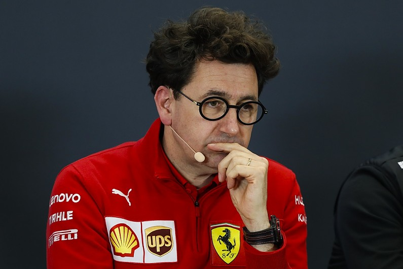 Ferrari wants the FIA to clarity that its F1 engine is legal