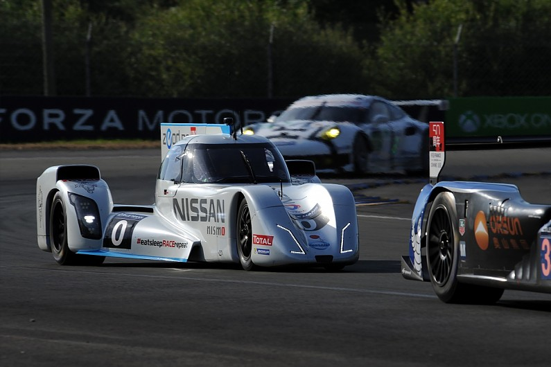 No 39 garage 56 39 experimental entry for 2018 le mans 24 for Garage autosport le portel