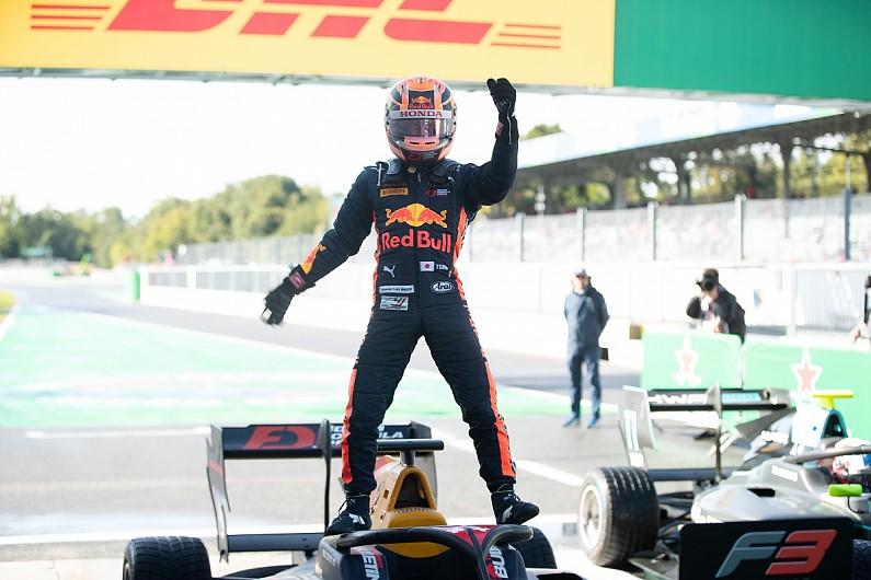 Red Bull Honda Formula 1 protege headlines Toyota Racing Series entry
