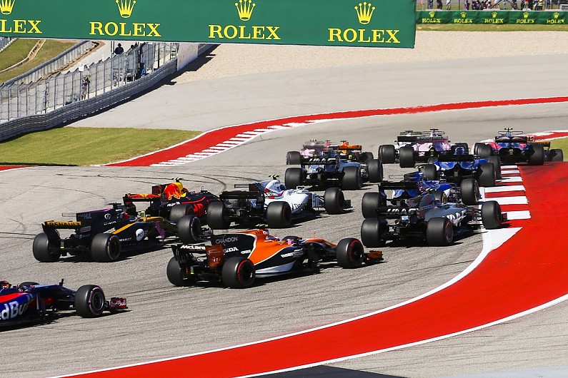 Liberty puts plans for radical F1 calendar shake-up on hold - F1 ...