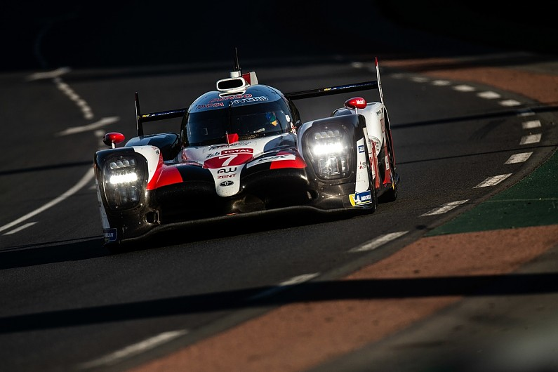 Toyota #7 crew reverted to 2018 set-up for Le Mans 24 Hours