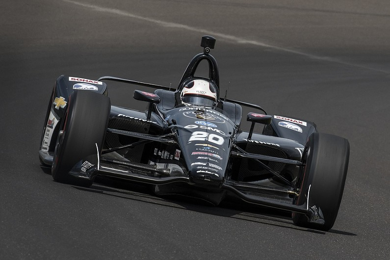 How Many Laps In Indy 500 >> Indy 500 Qualifying Carpenter S First Pole Lap Blew My Mind