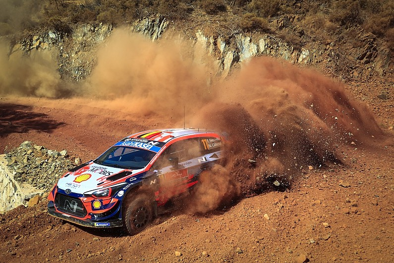 WRC Rally Turkey: Neuville leads as Tanak drops out on day two - Motor Informed