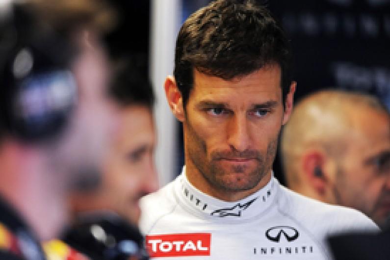 Mark Webber to leave Formula 1 for Porsche Le Mans programme