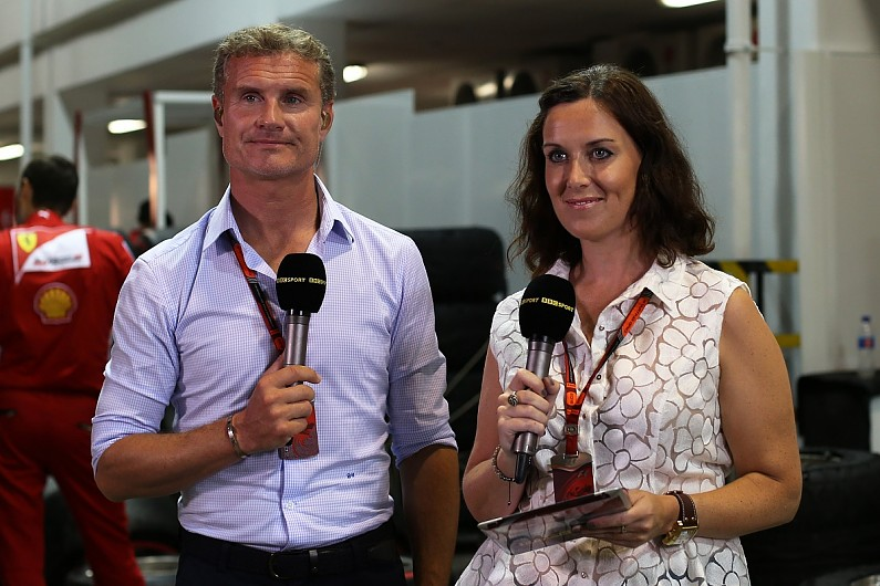 W Series TV coverage line-up includes Coulthard, Kravitz, McKenzie