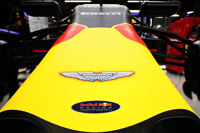 Aston Martin becomes Red Bull Formula 1 team\'s title sponsor - F1 ...