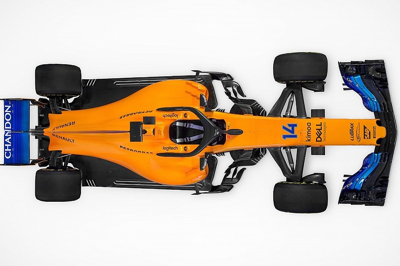 mclaren f1 launch: new car and livery revealed for 2018 season - f1