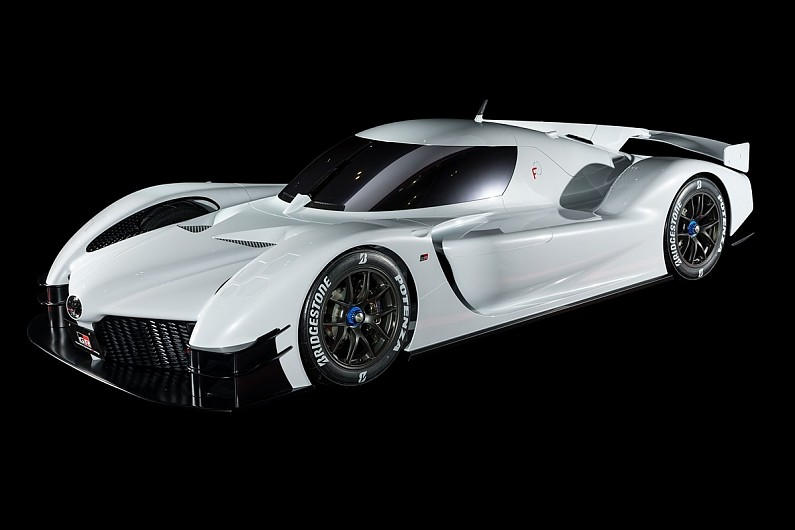 Toyota Could Enter Road Going Hypercar For 2020 21 Wec Rules Wec Autosport