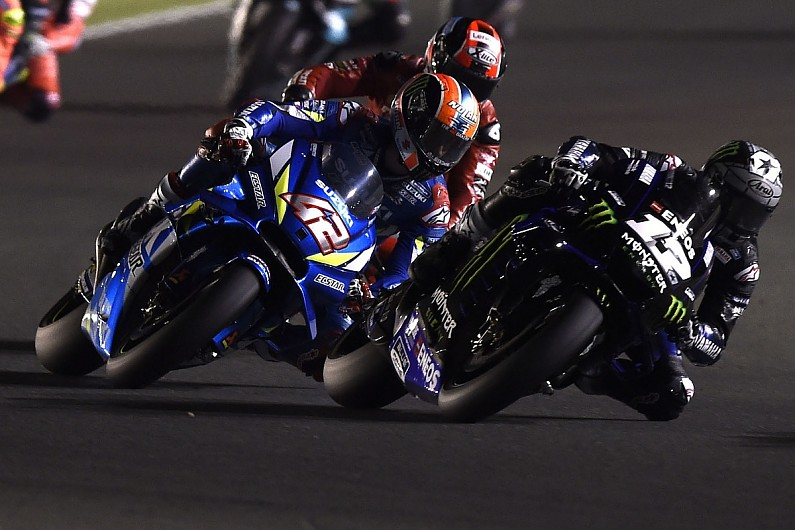 Yamaha's Vinales to try different riding styles in MotoGP races