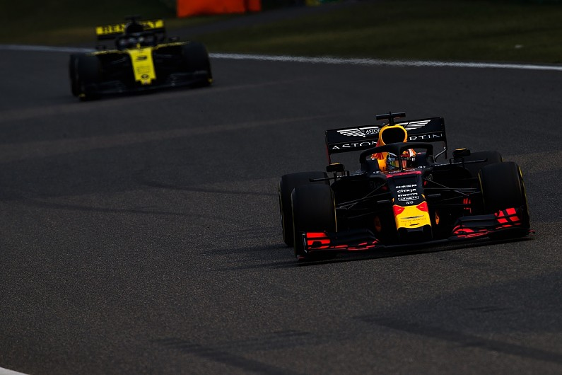 Verstappen blasts F1 rivals after missing final Chinese GP Q3 run