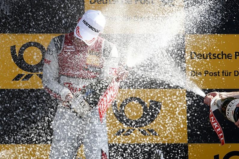Audi S Miguel Molina Dominates Lausitzring Dtm Opener