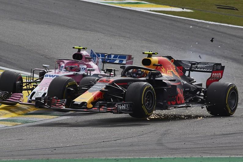 Villeneuve Calls Ocon An Embarrassment After Verstappen Clash F Autosport