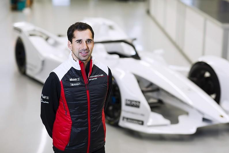 Porsche names Neel Jani as its first 2019/20 Formula E