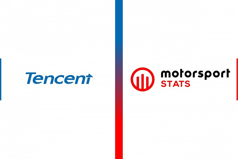 Tencent calls on Motorsport Network to power data feed for Chinese race fans - RapidAPI