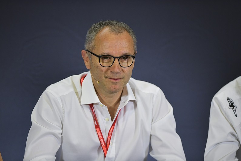 Stefano Domenicali in F1: Who is he and why is he replacing Chase Carey? - Motor Informed