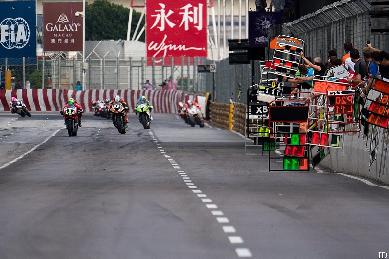 Motogp Considering Street Circuit For Future Grand Prix Motogp