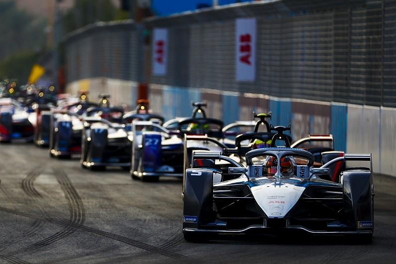 "Less energy results in ""more civilised"" Formula E races - Lotterer"