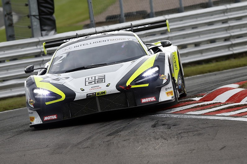Button's team rockets to British GT win as major national series begin