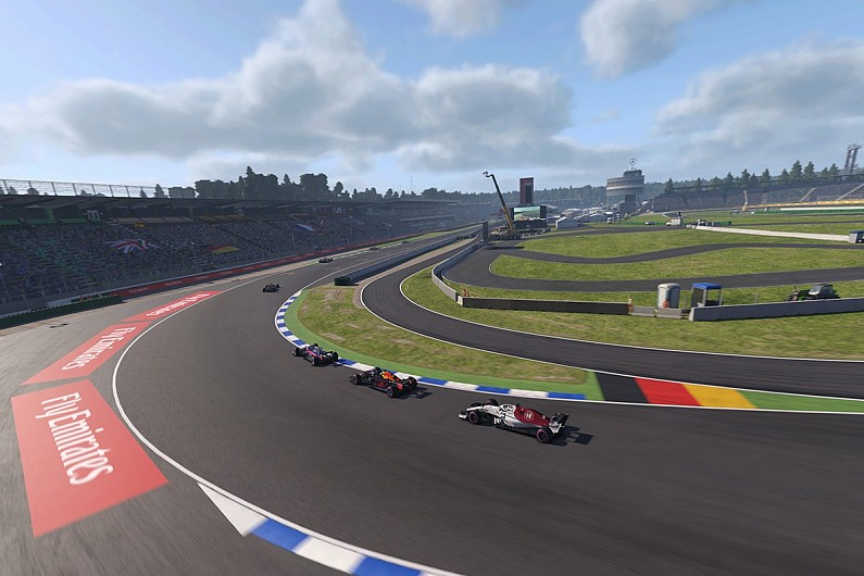 F1 2018 game to have career rule changes shake up