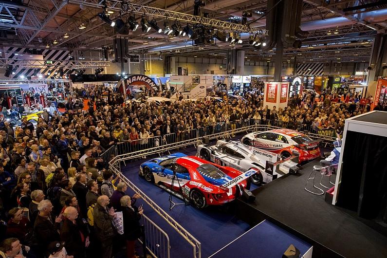 Autosport International Show 2017 Tickets Now On Sale Autosport