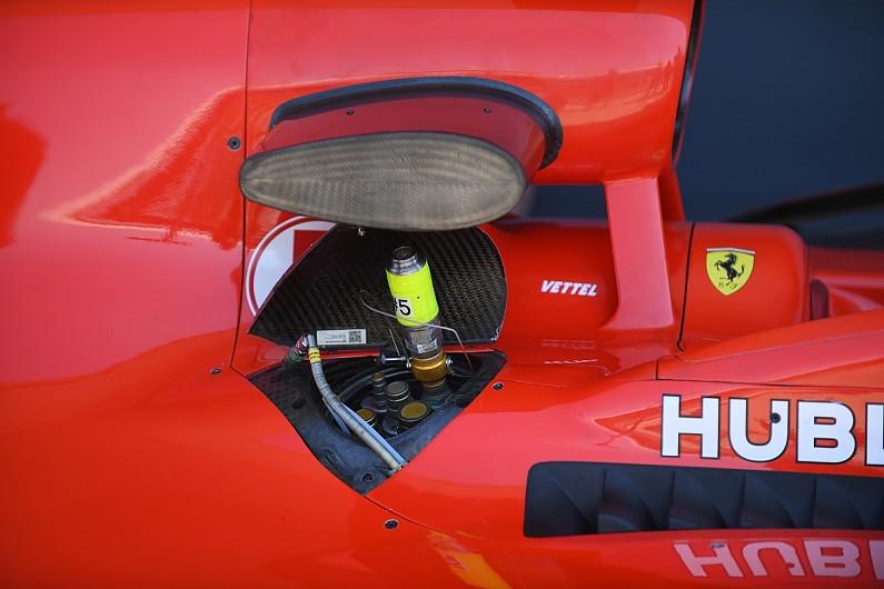 Formula 1: Fuel gains worth 'over 20%' of Ferrari engine