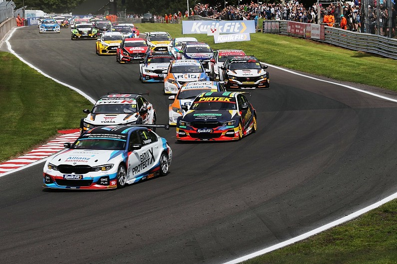 All BTCC cars except BMWs given turbo boost increase at Snetterton