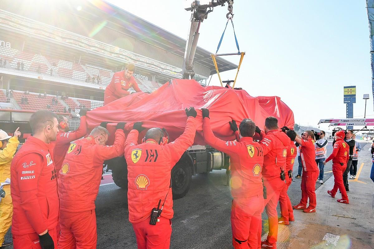 The testing failure Ferrari didn't need - F1 - Autosport Plus