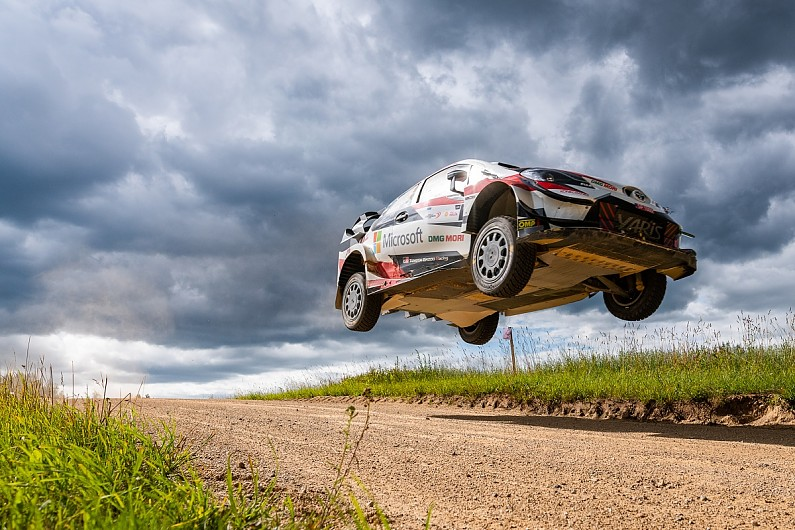 Best Business Podcasts 2020 Podcast: Could WRC points' leader Tanak leave Toyota for 2020