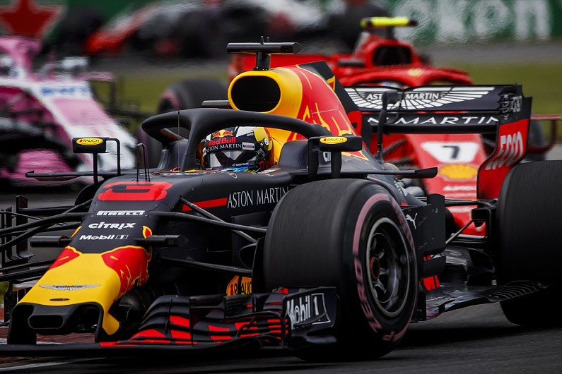 Aston Martin Red Bull S 2019 Engine Switch Won T Cause Honda Clash F1 Autosport