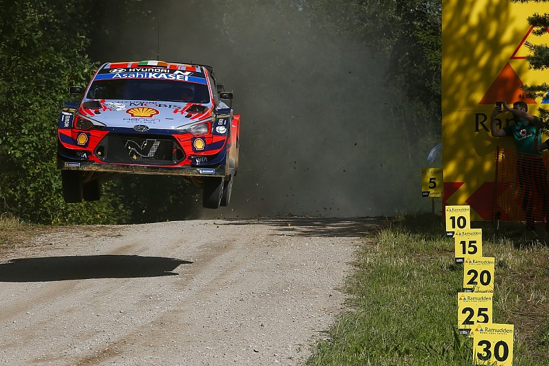 Breen handed WRC Ypres Rally outing with Hyundai - Motor Informed