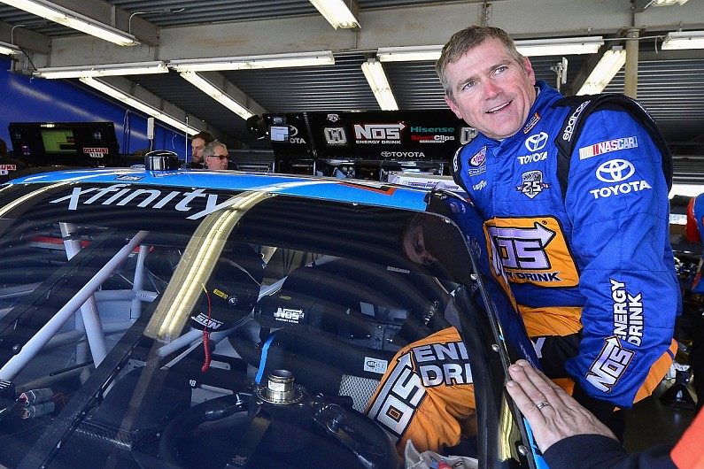 Cup Champion Bobby Labonte To Race In Nascar Euro Series At Brands