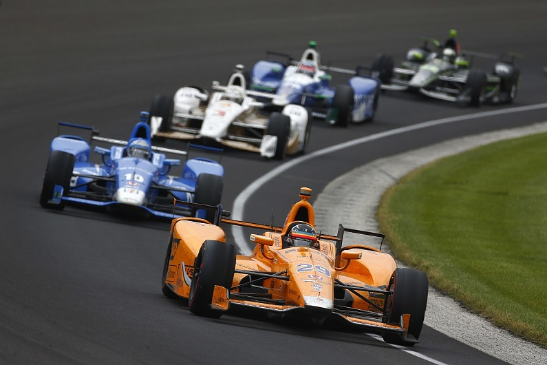 Indycar Mclaren Plans A Series Switch For Fernando Alonso In 2019