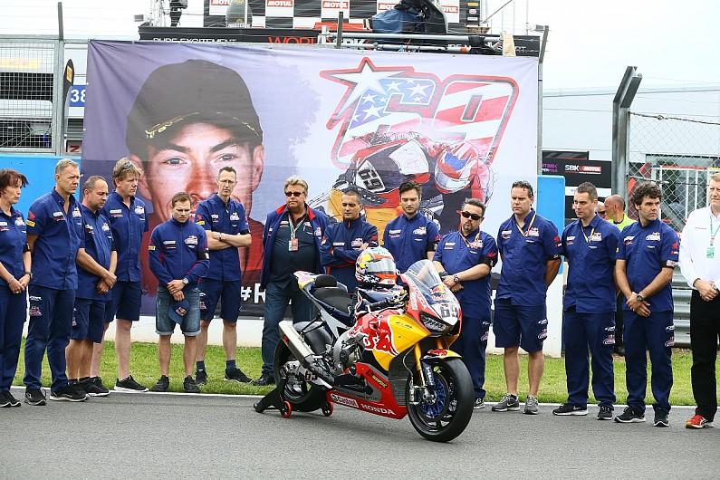 Nicky Hayden Tribute To Appear At Mugello Motogp Round Motogp Autosport