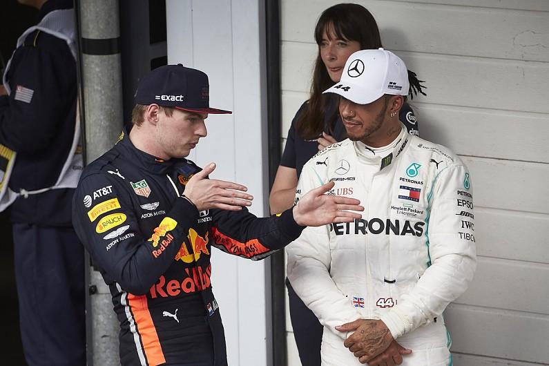 Verstappen: Hamilton Formula 1 fights always more satisfying