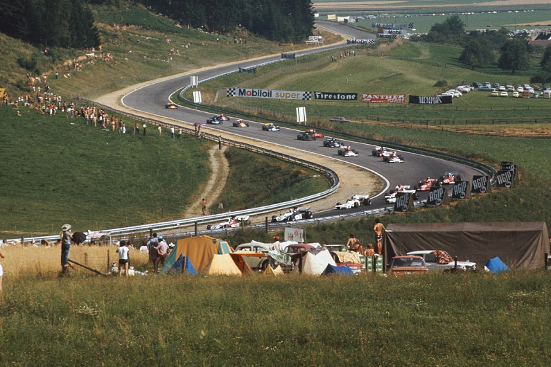 Old Osterreichring loop could return to Red Bull Ring for F1 2017 ...