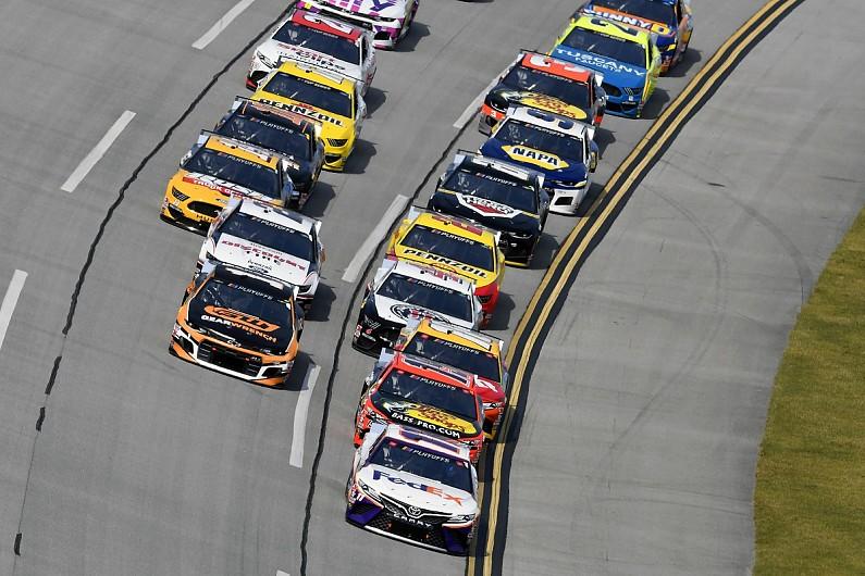 NASCAR explains Talladega penalties, defends yellow line rule - Motor Informed