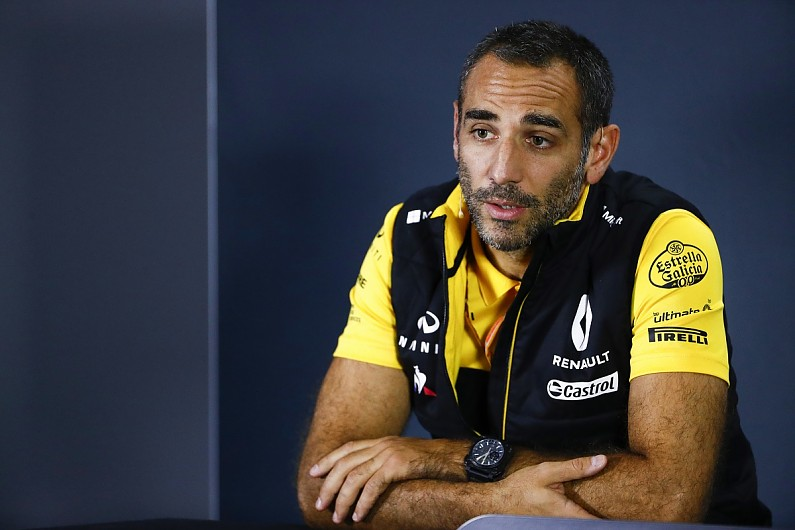 Renault: Cost cap concerns will be big distraction for top
