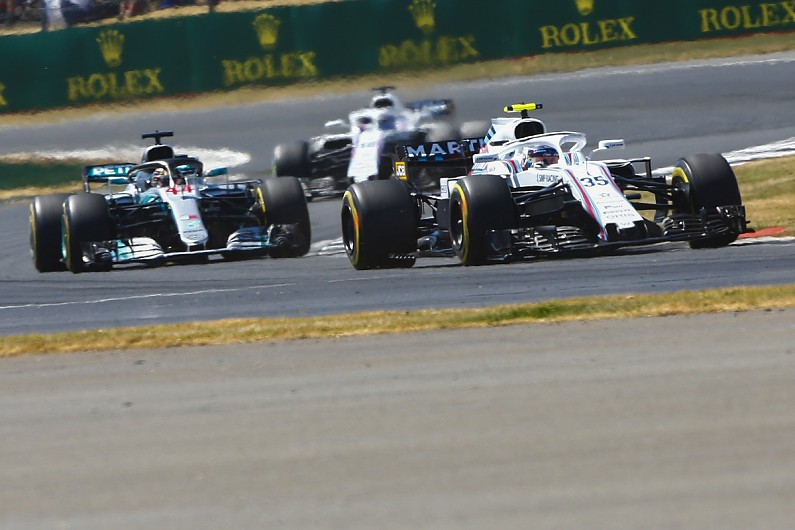 Williams Considering 2019 Mercedes F1 Gearbox Supply Deal F1
