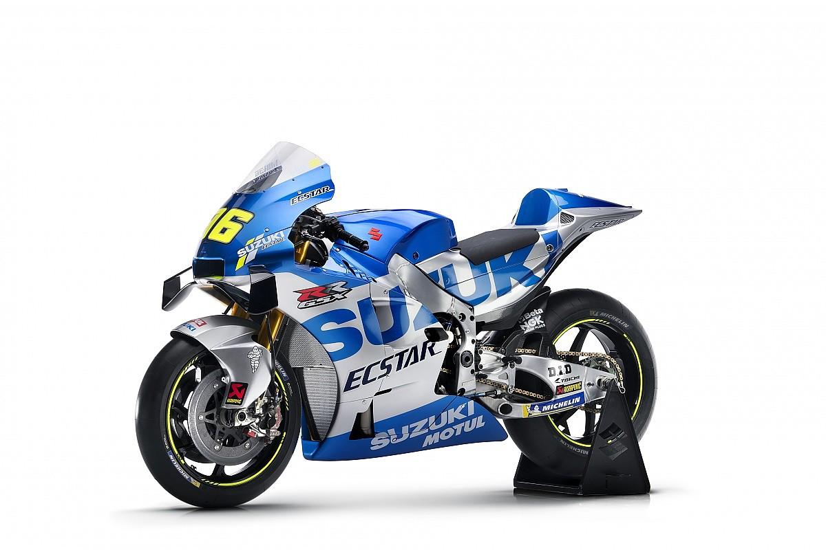 Suzuki Unveils All New Motogp Livery For 2020 Motogp Autosport