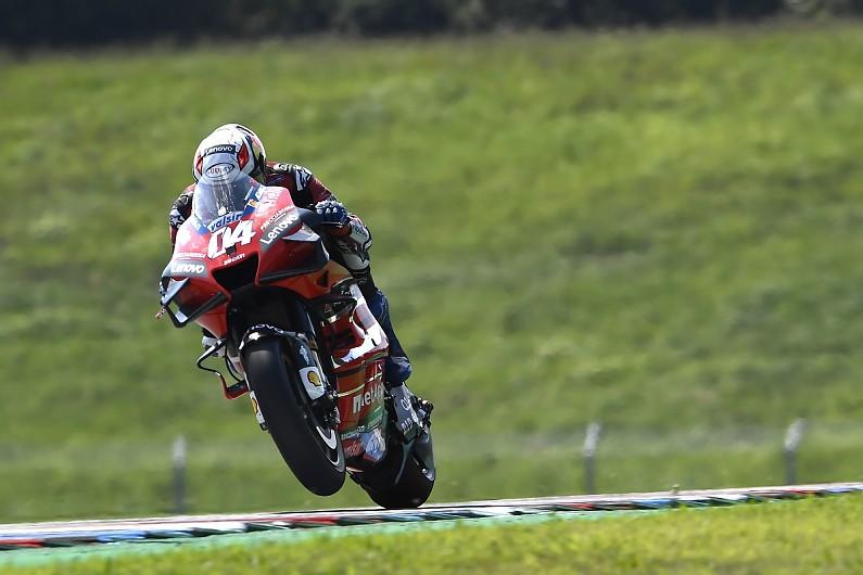 Ducati will decide Dovizioso's MotoGP future after Styrian GP