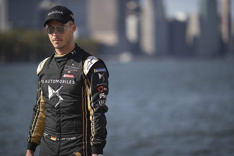 Lotterer leaves DS Techeetah Formula E squad